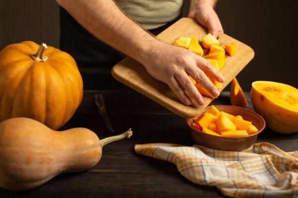 recetas de otoño